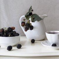 Ежевичный чай :: Ирина Приходько