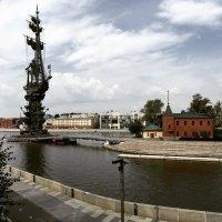 Памятник Петр I :: AristovArt