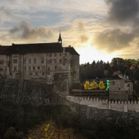 Замок Чески-Штернберк, Чехия :: Priv Arter