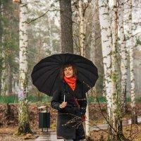 Прогулка под дождём :: Дима Пискунов