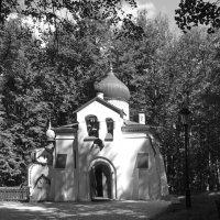 Церковь Спаса Нерукотворного. :: Ирина Нафаня