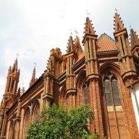 Костёл Святой Анны в Вильнюсе :: Оксана Кошелева