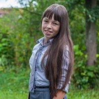 Детский портрет :: Максим Туманов