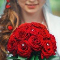 ☆ Галина и её алые розы ☆ :: Studia2Angela Филюта