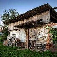 Старая баня :: Юрий Михайлов