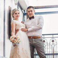 Свадьба Дарьи и Вадима :: Андрей Молчанов