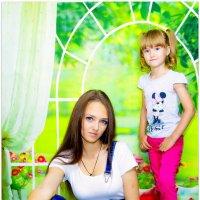 сестренки :: Наталья Мерзликина