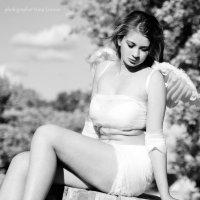 Ангел :: Ирина Лунева