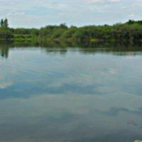 на озере :: Людмила