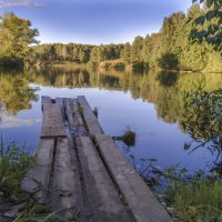 Как лето отразится осенью... :: Александр Ковальчук