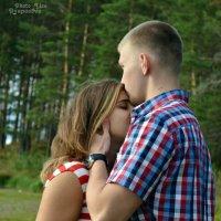 Ксения и Алексей :: Елизавета Ряпосова
