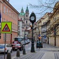 На улице Кармелитская, Прага :: Владимир Брагилевский