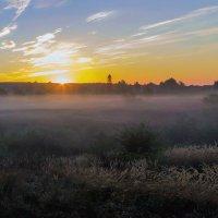 Восход.. :: Юрий Стародубцев
