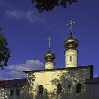 Св. ворота с церковью Вознесения и пределом Федора Стратилата. 1591 - 1593 гг. :: Рамиль Хамзин