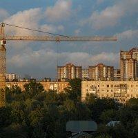 На закате.... :: Viacheslav Birukov