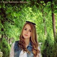 Ксения :: Анастасия Фёдорова