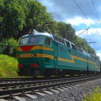 ЧС7 - 222 :: Сергей Уткин