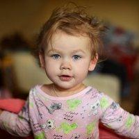 Домовёнок Лина :: Евгения Шаталова