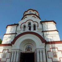 Новоафонский монастырь :: Николай