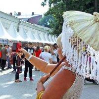 На Фестивале Индонезии :: Katerina Smorodina