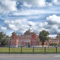 Петровский путевой дворец в Москве. :: Владимир Кочетков