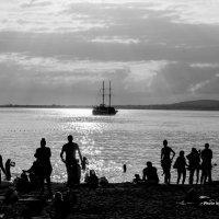 море, пляж :: сергей коник