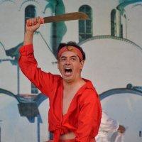 На фестивале САДКО (этюд 23) :: Константин Жирнов