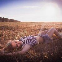 Последние летние лучики солнца :: Nastie Zaytceva