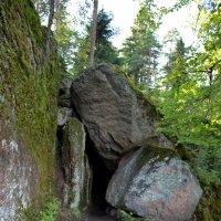 Пещера Ведьмы (Грот Желаний). :: Anna Gornostayeva