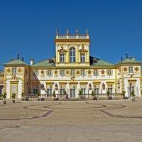 Wilanow Palace in Warsaw :: Roman Ilnytskyi