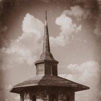 Башня на территории Троице-Гледенского монастыря :: -somov -