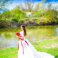 Платье :: Ирина Лунева