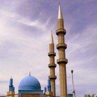 Мечеть . :: Мила Бовкун