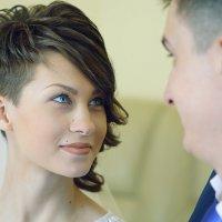 Оксана и Антон :: Юлиана Филипцева