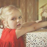 Маша и волшебное варенье :: Elena Fokina