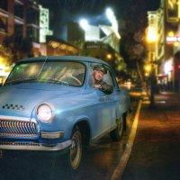 Такси на  Монте-Карло закзывали? :: Виктор Седов