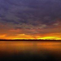 закат уходящего лета :: Сергей Розанов