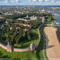 Новгородский Детинец (Кремль) :: Павел Москалёв