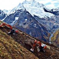 Работа в горах :: Клара
