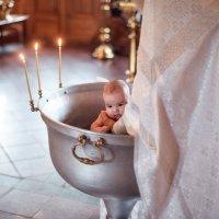 крещение :: Геннадий Туманцев