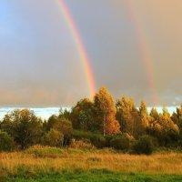 Двойная радуга :: Павлова Татьяна Павлова