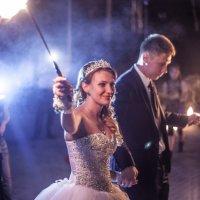 свадьба-фаер :: Олег Никитин