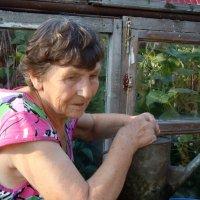 жили-были дед да баба :: Ольга Заметалова