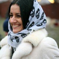 женская улыбка-а :: Олег Лукьянов