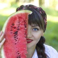 Арбузное лето :: Диана Топал