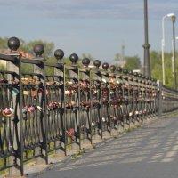 на мосту :: Михаил Радин