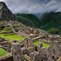 Перу. Очередная сказка из Мачу Пикчу :: Андрей Левин