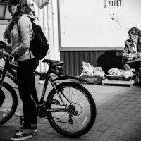 Просто на улице :: Николай Велицкий