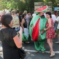 Праздник Арбуза. :: Сергей Рубан