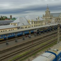 Вокзал :: leo yagonen